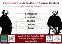 Bicentenaire Louis Bouilhet - Gustave Flaubert