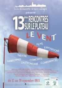 Les rencontres sur le plateau (conférence, film, exposition...)